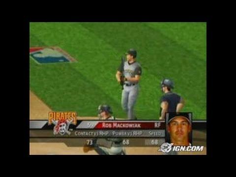 MVP Baseball 2004 GameCube Gameplay