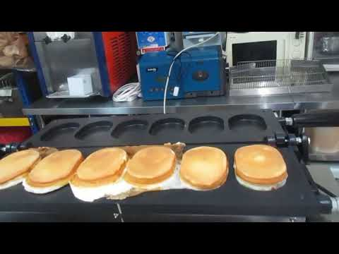 Gyeran Bbang Korea Egg Bread Machine