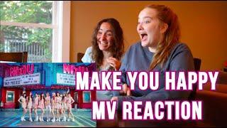 NiziU - Make You Happy | KEmchi Reacts
