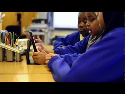 iPad in Education - Roger Ascham Primary School