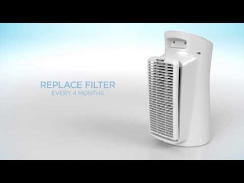 Febreze Mini Tower White Air Purifier- Getting Started