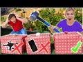 Dont Smash The Wrong Mystery Christmas Present  Expensive