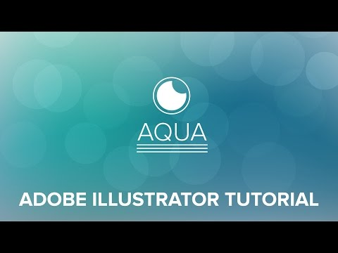 How to create blurred background in Adobe illustrator. Abstract vector background.