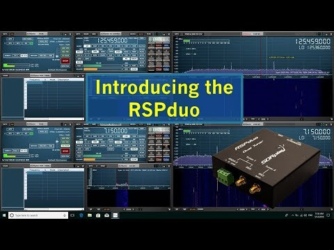 RSPduo - launch video