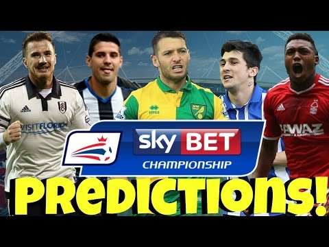 My 2016/17 Championship Predictions!! Do You Agree?!