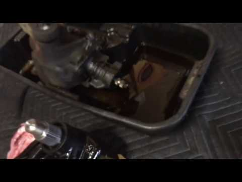 2003 F250 Steering gear box replacement