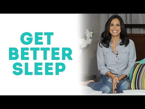 How to Improve Your Sleep: 6 Tips to Help You Get Better Sleep  |  Keri Glassman