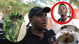 UTATA WA KIFO CHA MBALAMWEZI - MWILI ULIOKOTWA