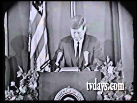 PRESIDENT JOHN F. KENNEDY SPEECH IN DALLAS TEXAS NOVEMBER 22nd 1963