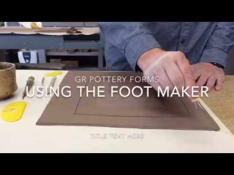 Adding a foot to a square plate - Tutorial