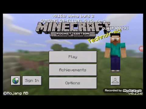 Minecraft:how to make a trampoline