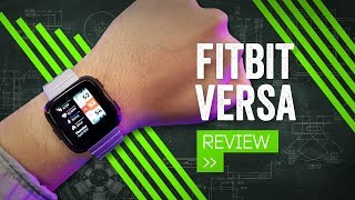 Fitbit Versa Review: The Apple Watch Has A New Nemesis