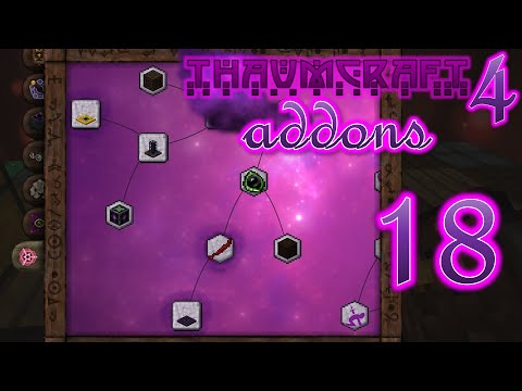 Minecraft - Thaumcraft 4 Addons #18 - Basic Research Finished