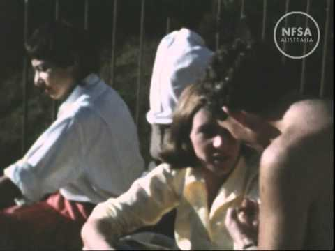 Melbourne in the 1950s: Philippe Mora, home movies and the art scene - part 3