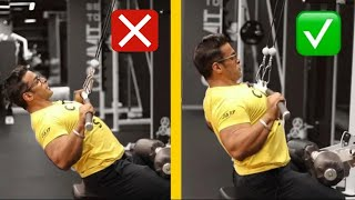 4 Important Gym Exercises You Are Doing Wrong   Yatinder Singh