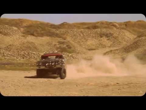 Triple Nickel Resto Race Fab  testing the Galaxia de la Baja - 2