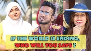 Bolo Pakistan | The World is Ending, Who Will You Save? | MangoBaaz