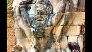 Ancien alien mystery of Angkor Wat