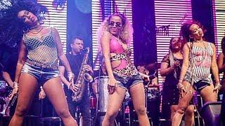 Anitta Vai Malandra Ensaio Do Bloco Das Poderosas Na The Week / São Paulo 20/01/2018