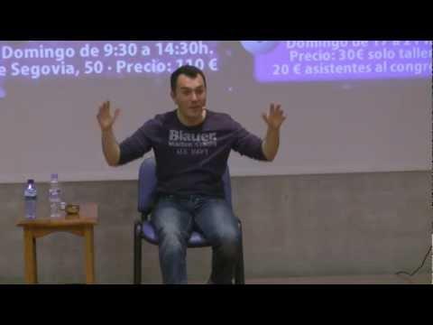 Congreso del Perdón: Sergi Torres