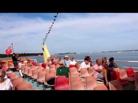 Brownsea island ferry trip (16th July 2013)