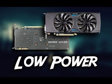 EVGA GTX 970 FTW+ | Low Power BIOS vs Stock BIOS | Power Usage