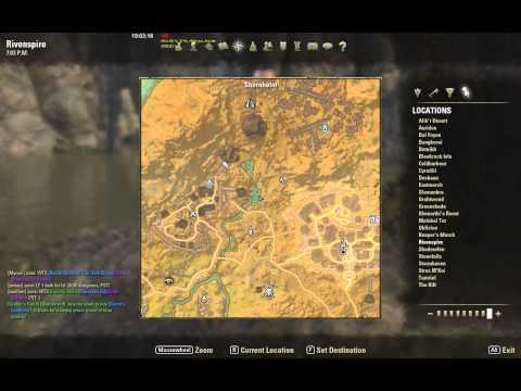 Rivenspire Treasure Map I (1)