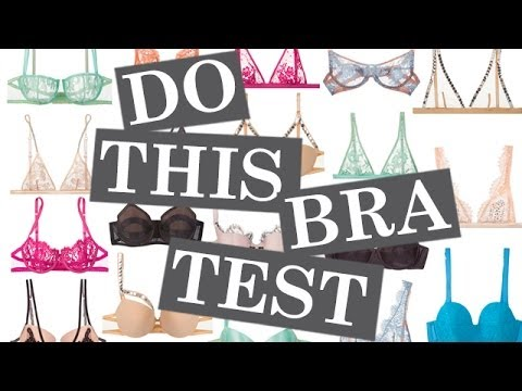 How to Find The Right Bra For Your Shape