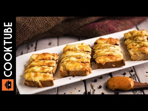 English Cheese Toast Recipe   How To Make Welsh Rarebit