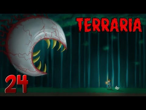 Terraria 1.2 Mediumcore - Life's Abeeminable.. - #24