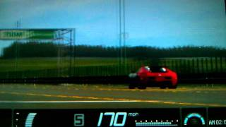 Gran Turismo Dugatti Veyron 164 1500 Meter Run