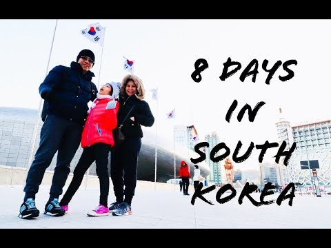 8 Days in South Korea :)