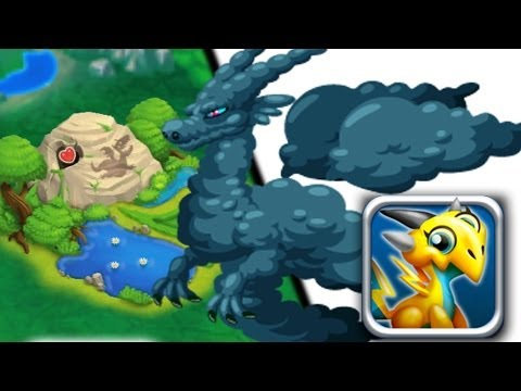 How to breed Storm Dragon 100% Real! Dragon City Mobile! wbangcaHD!