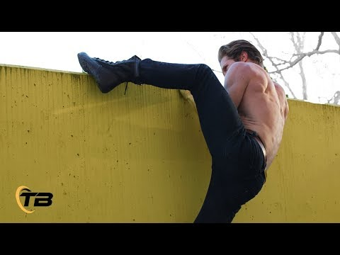 How To Climb Walls Without Upper Body Strength - The Military Heel Hook