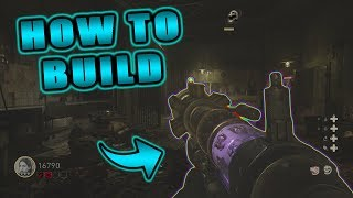 HOW TO GET THE TESLA GUN IN COD WW2 ZOMBIES!