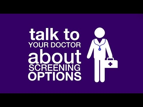 Get Screened for Colon Cancer