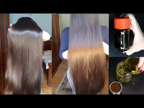5+ Year Hair Growth In Just One Month By Apply This on Your Scalp- Get Long Hair Faster Than Ever