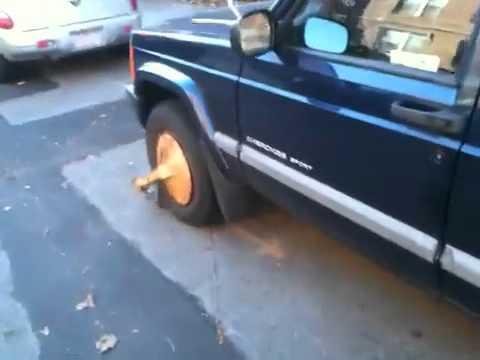 Car Boot Fail