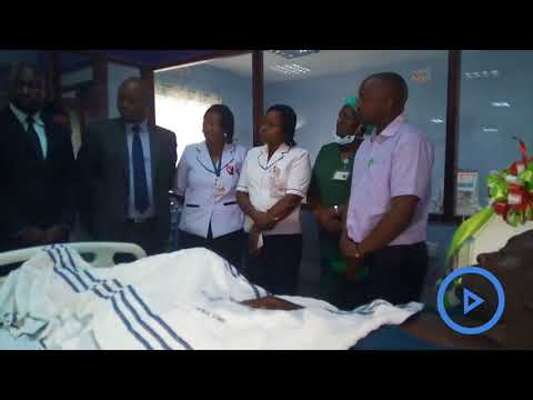 Nakuru Level Five Hospital is set for a major rebranding to improve on service delivery