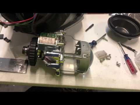 DIY: clear lens retrofit for projectors