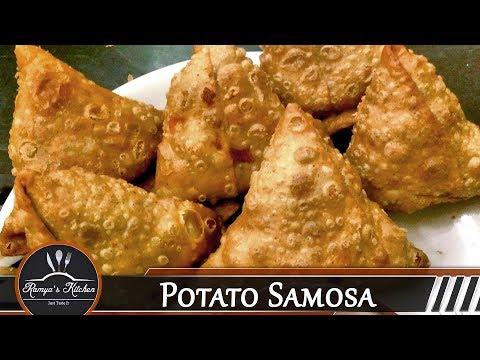 Potato Samosa tamil | How to make samosa in tamil | samosa recipe in tamil/samosa in Tamil/ சமோசா