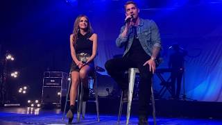 Brett Young and Carly Pearce- Whiskey Lullaby