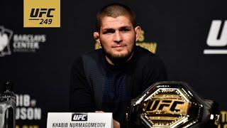 UFC 249: Press Conference