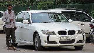 Beggar With Expensive BMW Prank | (Amazing Reactions) | Prank In India