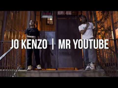 MR YOUTUBE X JO KENZO |