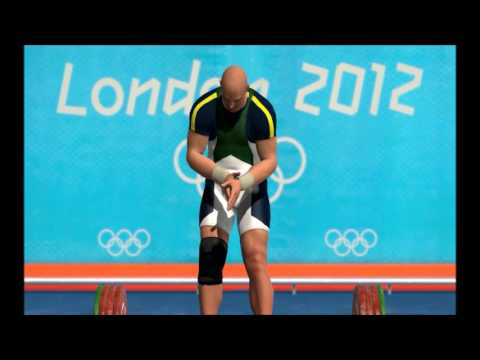 London Olympics Gameplay Shooting ,Gymnastics