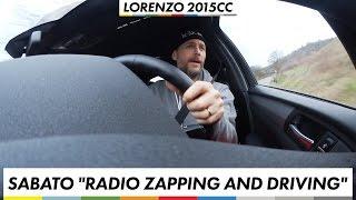 "SABATO ""radio zapping and driving"""