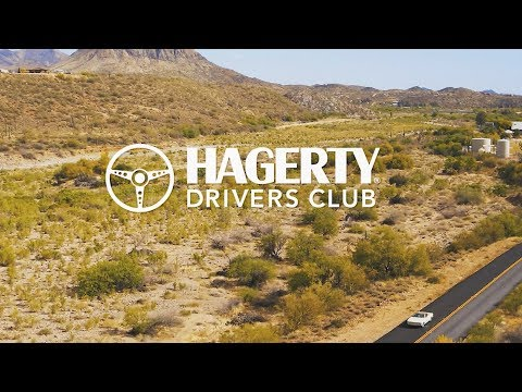 Introducing Hagerty Drivers Club - Let's Drive Together