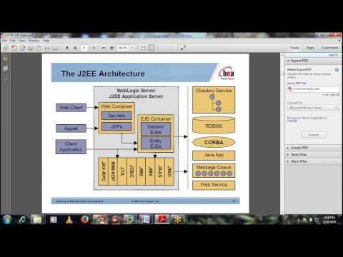 Weblogic Server Topology - Class 4