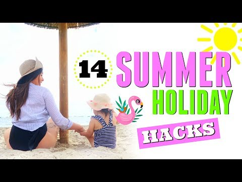 SUMMER MOM/MUM HACKS YOU NEED TO TRY!